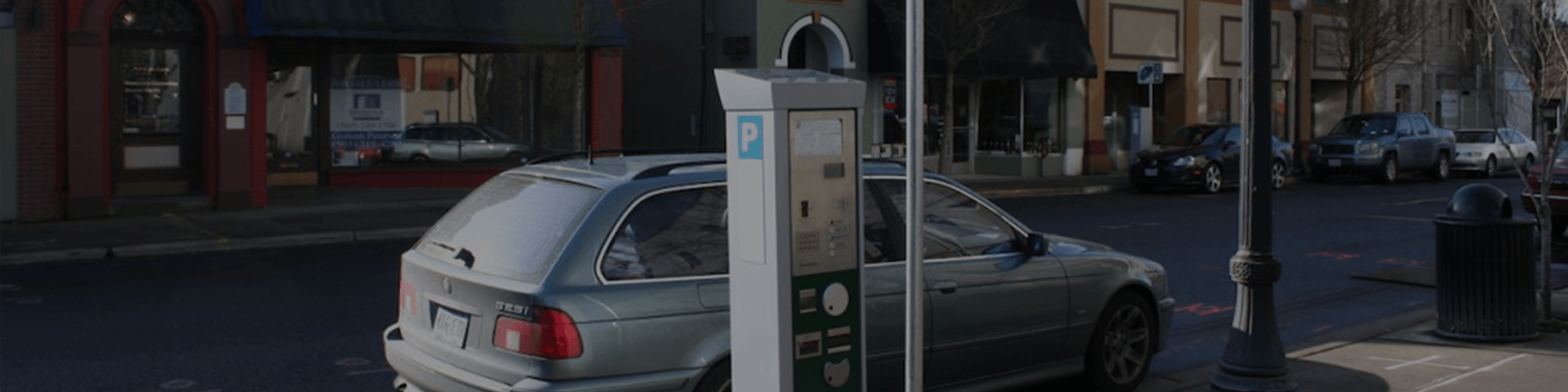 VenTek International On Street Digital Parking Meter