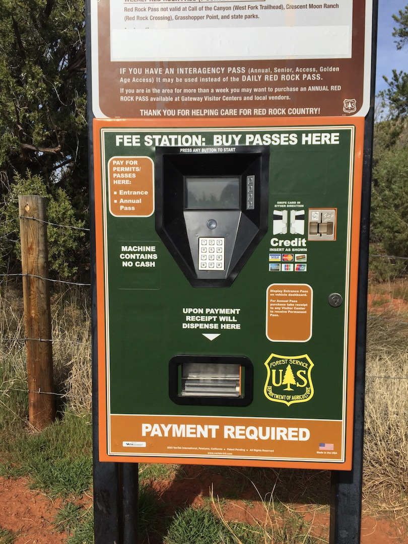 Automated Fee Machines for Parks & Rec by VenTek International