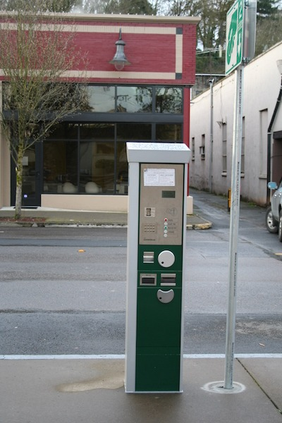 Digital Parking Meter By VenTek International