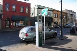 On Street Digital Parking Meters by VenTek International