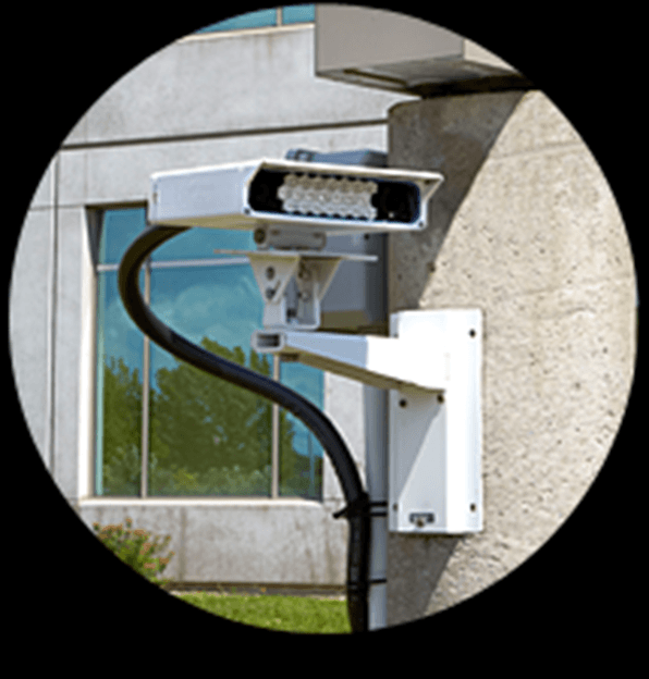 Fixed License Plate Recognition Camera & Software Application